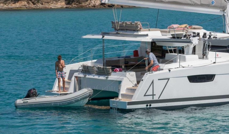 Alquilar Fountaine Pajot Saona 47 en Ibiza Alquiler de