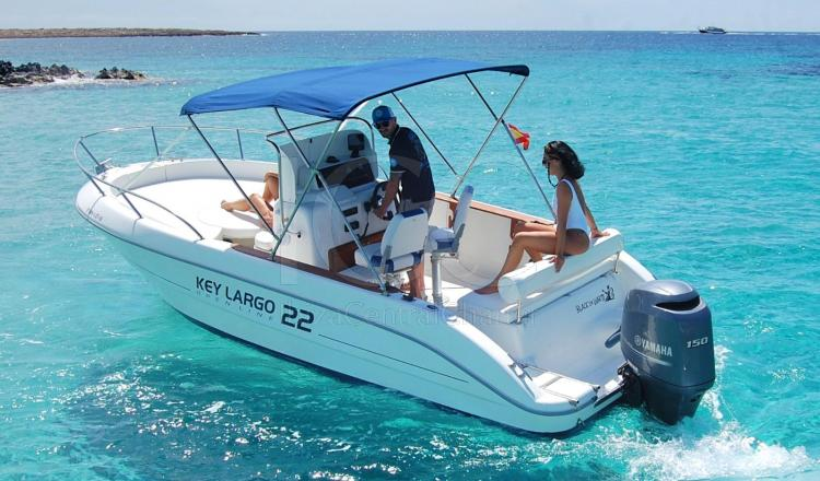 SESSA KEY LARGO 22 OPEN