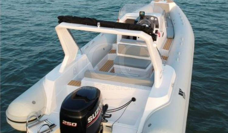 TIGER MARINE 850 TOP LINE