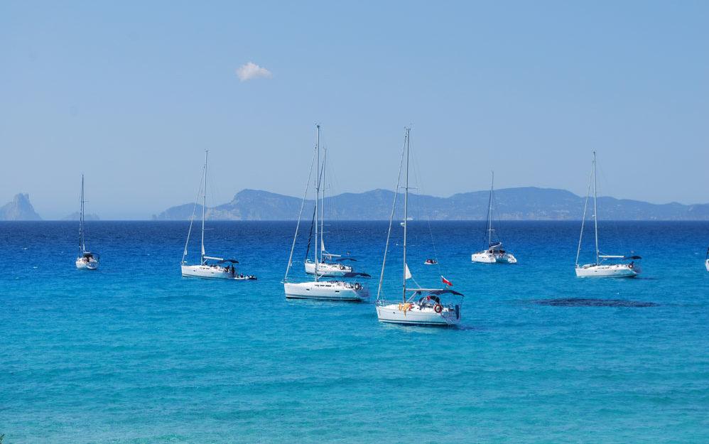 Los barcos más alquilados en Ibiza y Formentera