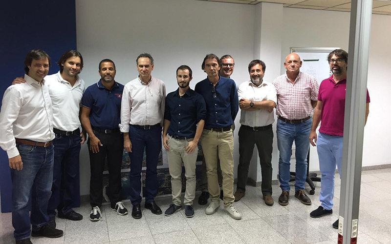 Los portales de chárter se reúnen con el Govern Balear