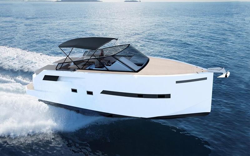 De Antonio Yachts 46: mejor barco europeo del año