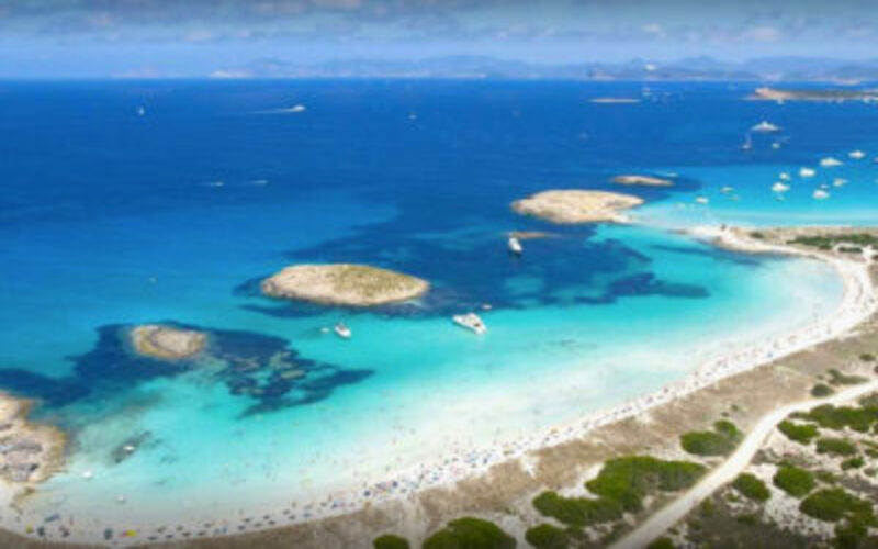 ROUTES TO NAVIGATE IBIZA AND FORMENTERA